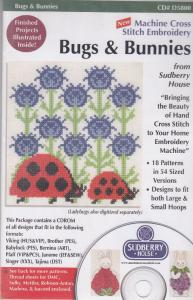 Sudberry Designs D5800 Bugs And Bunnies Multi-Formatted CD