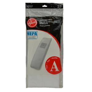 31960: Hoover AH10135 HEPA Type A Bag (2 Pack)