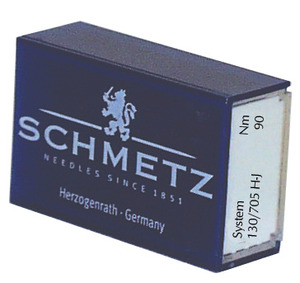 3488: Schmetz 130705H-J Jeans Denim Stiff Shaft 100 Sewing Machine Needles