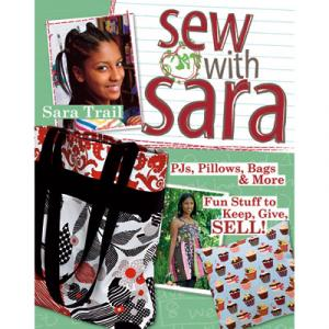 "Sara Trail ""Sew with Sara"" Book"