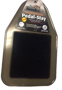 Pedal, Stay, foot, control, pad, II, PS-200, SR624, Clear, Rubberized, Floor, Mat, Velcro, PS200, Stabilize, Portable, Sewing, Quilt, Embroidery, Serger, Machine