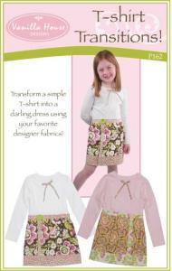 Vanilla House VHP162 T-Shirt Transitions Pattern
