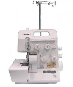 Juki MO 654DE Demo 2-3-4 Thread Overlock Serger Machine, Head Only with Generic Foot Control, without any other accessories.