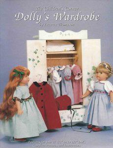 Children's Corner B506 Dolly's Wardrobe by the Children's Corner Book