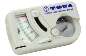 Towa Griswold BTG1 TM1, L Bobbin-Case Thread Tension Gauge 0-400g Pull, for Front or Side Load, Not for Top Drop in Bobbin Cases