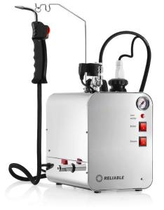 Reliable 6000CD Dental Lab Steam Cleaner, 4.5L Stainless Tank