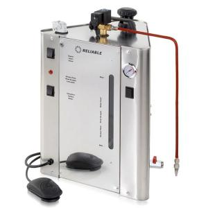 Reliable 7000CJ Jewelry Steam Cleaner Made in Italy