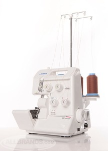 Juki MO-644D Garnet 3&4 Thread Overlock Serger MO644D like Bernina 700D, Roll Hem, Differential Feed, 1500SPM, 4mm SL, 5mm Foot Lift, 15Lbs +5Yrs Wnty