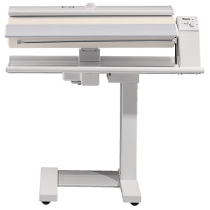 "Miele B990 Demo Rotary Ironing Press 120V. 34"" Wide Continuous Feed Ironer, FreeShip! WoodCrate, Heated 95-340°F VarSpeed*Temp FoldsUp Casters GERMANY"