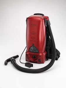 Atrix VACBP36V 36V Cordless Back Pack HEPA Vacuum Cleaner and Blower