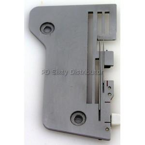 Juki A11153340B0 Needle Plate, Rolled Hem Finger for MO-634, MO-634D, MO-634DE, MO-644D, MO-654D, MO-654DE, Bernina 004-1200MDA, MO334, MO334D MO334DS