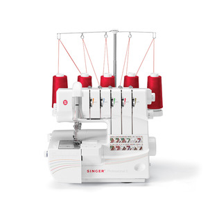 33139: Singer Trade In 14T968DC Pro 5432 Thread CoverStitch, Straight Safety Stitch, Overlock Serger,