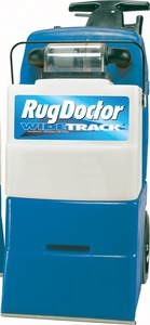 """Rug Doctor 95349 12"""" Wide Inject Extract Track Carpet Cleaning Machine"""