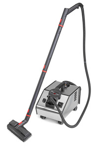 33246: Vapor Clean PRO 5 Vapor Steam Cleaner, 1600W, 87PSI, 327°F Temperature  The most appealing and popular stainless vapor steam cleaner on the market.
