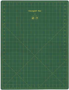 33369: OmniGrid 24MDS Double Sided Self Healing 18in x 24in Cutting Mat