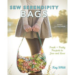33593: Serendipity Studio Z9866 Sew Serendipity Bags Book includes Patterns