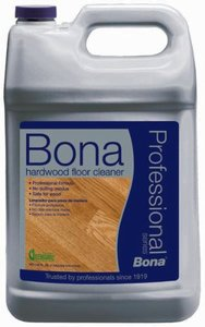 Bona Bk-700018174, Pro Hardwood Floor Cleaner, 1 Gallon 128oz Refill, Ready to Use, Safe for Environment
