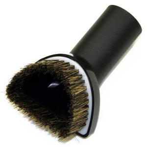 Centec Ct-34828 Dust Brush, Natural       Bristle Black