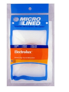 Electrolux Replacement Exr-1815 Filter, After Le/2100 Hi Tech Canister Dvc 2Pk
