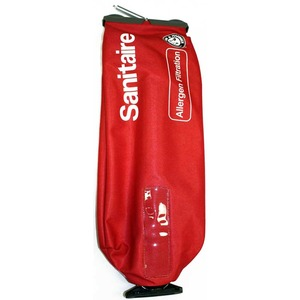 Eureka E-53469-23 Cloth Bag, Rd Zipper Sc888J Use St Ppr Bag 2 Screw