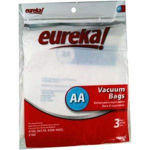 Eureka E-58236 Paper Bag, Eur Style Aa  Victory Series 3 Pk
