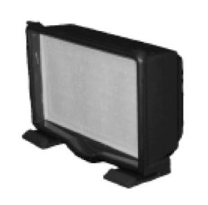 "Eureka E-60666 Filter, Hepa Mighty Mites    Using ""N"" Or ""Mm"" Bag"