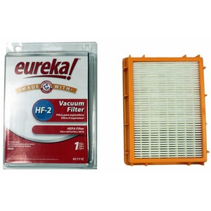 Eureka E-61111 Filter, Style Hf2 Hepa Upright for 4870/4880 Series by Electrolux