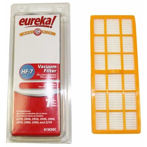 Eureka E-61850 Filter, Style Hf7 Hepa  Plus 2270/2900 Series Upri