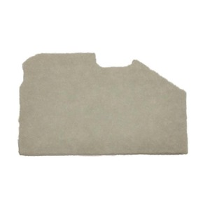 Eureka E-70772 Filter, Secondary Ge5500 Gs-5550, 106575/85