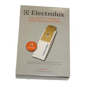 Eureka E-El205B Paper Bag, Lux Precision Upt 5030 W/Filter 4Pk