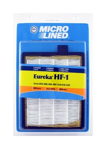 Eureka Replacement Er-1881 Filter, Hepa Washable Hf1 Excalibur/Oxygen Can Dvc