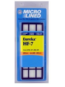 Eureka Replacement Er-1887 Filter, Hf7 Hepa Plus    2270 2900 Ser Upright Dvc
