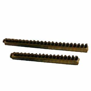 """Eureka Replacement Er-2200 Brush Strip, 12"""" Vgi Pair Black 1Long, 1Short"""