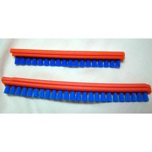 Eureka Replacement Er-2210 Brush Strip, Vgii Upright & Pn 1 Long/1 Short