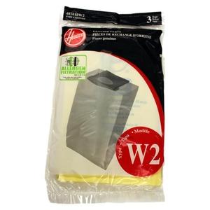 Hoover H-401010W2 Paper Bag, Type W2       Allergen Wt2 3 Pk