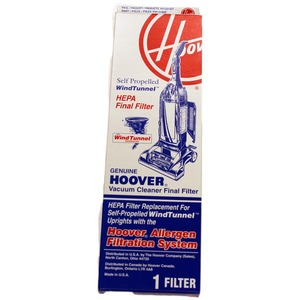 Hoover H-40120101 Filter, Final Hepa Power-Drive Windtunnel W/Frame