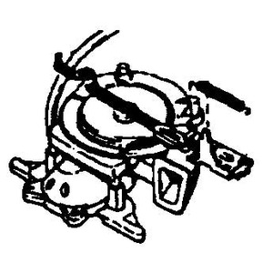 Hoover H-43191001 Turbine, W/Gear Drive    Scrubber F5851