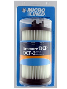 Kenmore Replacement Ker-1810 Filter, Dcf1 Dcf2 Tower   Hepa 82720 Dvc