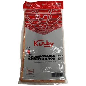 Kirby K-19068103 Paper Bag, Style 2      Heritage 1Hd  3Pk