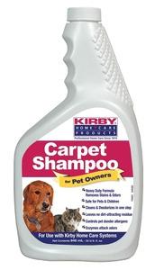 Kirby K-235406 Shampoo, Foam Pet Owners 32Oz Bottles