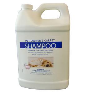 Kirby K-237507 Shampoo, Foam Pet Owners 1 Gallon