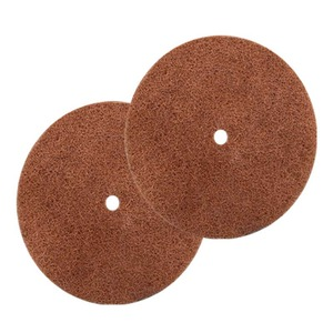 Koblenz Ko-2430 Polishing Pads, Coarse   Brown Pair