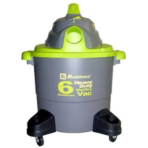 Koblenz Ko-Wd6K Vac, Wet Dry W/ Tools 6  Gallon