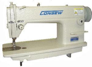 1514: Consew C7360R-1 High Speed Straight LockStitch Sewing Machine & Stand