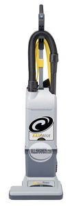 """ProTeam Proforce 1200XP, 2 Motor Upright HEPA Vacuum Cleaner 12"""" Wide"""