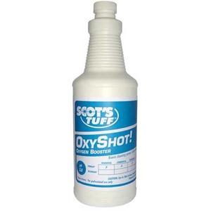 Scotts Labs Sl-0B3711 Oxygen Booster, Tuff Oxyshot 32Oz. x 12/Case