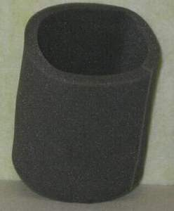 Shop Vac Replacment Svr-1800 Filter, Foam Sleeve Shop Vac