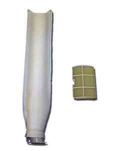 Windsor Replacment Wir-1800 Filter, Micro Windsor    Sensor & Sebo Env