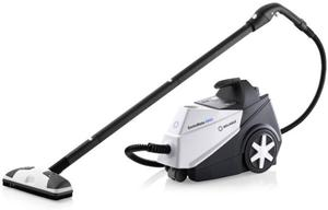 Reliable 250CC Enviromate Brio Canister Steam Cleaner Factory Serviced Same Warranty as New, Bonus 7 Brush Attachments