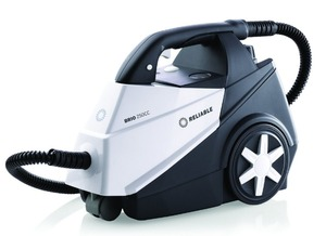 37528: Reliable 250CC Enviromate BRIO Canister Steam Cleaner, 4Bar 12A 58 PSI (Replaces EB250)
